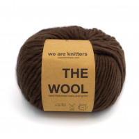 Пряжа THE WOOL Brown L617