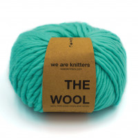Пряжа THE WOOL Turquoise L610