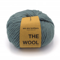 Пряжа THE WOOL Lead 9853